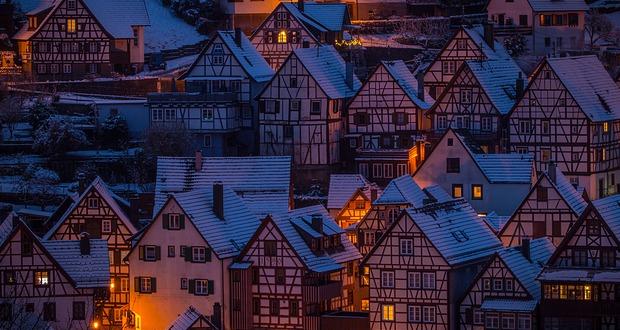 Stěhování v městech a obcích