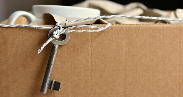 Klíč ke stěhování