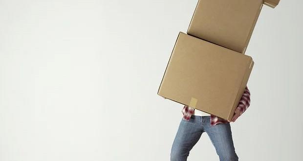 Stěhování bez dřiny