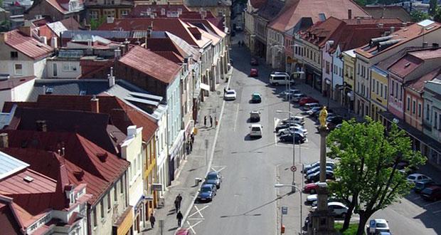 Stěhování v Mladé Boleslavi