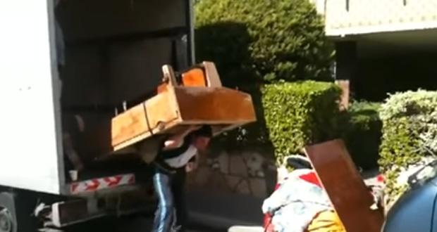 Ruský způsob stěhování piana